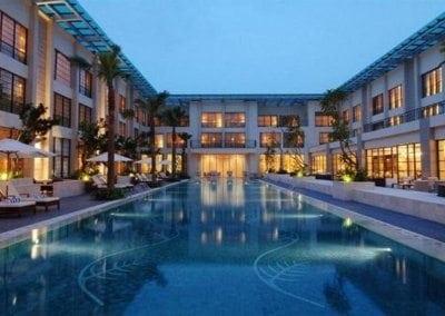 فندق أريادوتا ميدان Aryaduta Medan