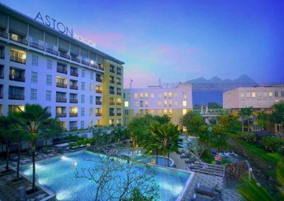 فندق ومنتجع أستون بوجور Aston Bogor Hotel and Resort