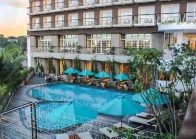 فندق ذا 101 بوجر سورياكانكانا THE 1O1 Bogor Suryakancana Hotel