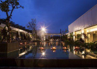 فندق سانتيكا بوجور Hotel Santika Bogor