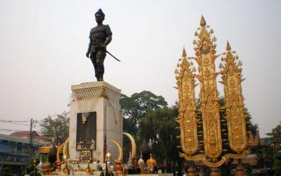 نصب الملك مانغراى