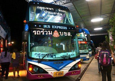 Travel from Bangkok to Phuket