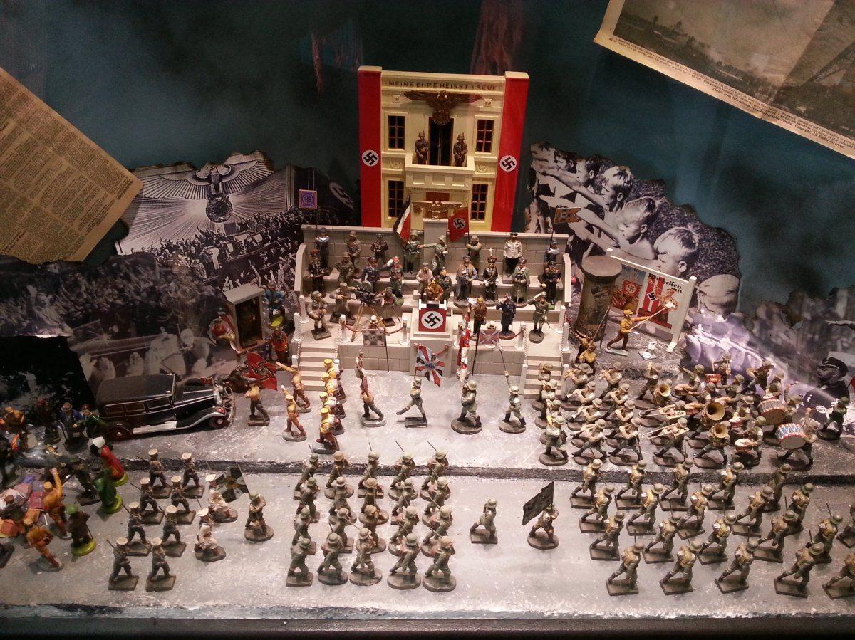 أنشطة في متحف الالعاب أسطنبول تركيا