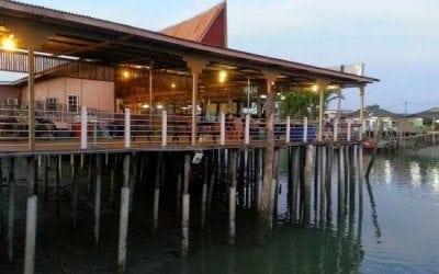 جزيرة كيتام في ولاية سيلانجور