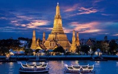 태국 최고의 장소