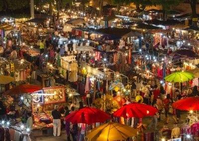 بازار شيانغ ماى
