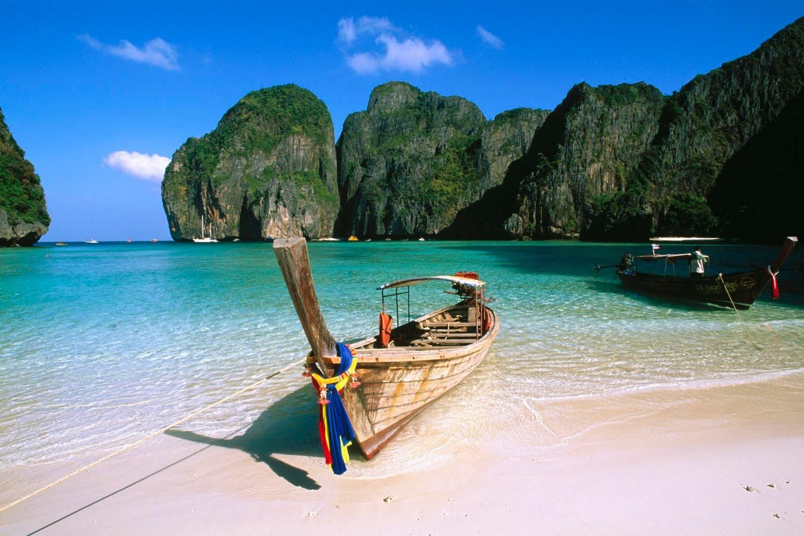 اهم منتجعات شهر العسل في تايلاند