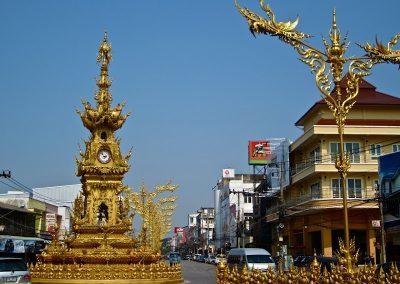 برج الساعه الذهبية