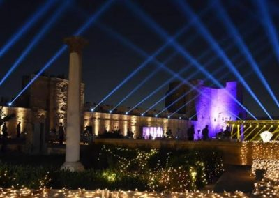 Замок Салахуддин