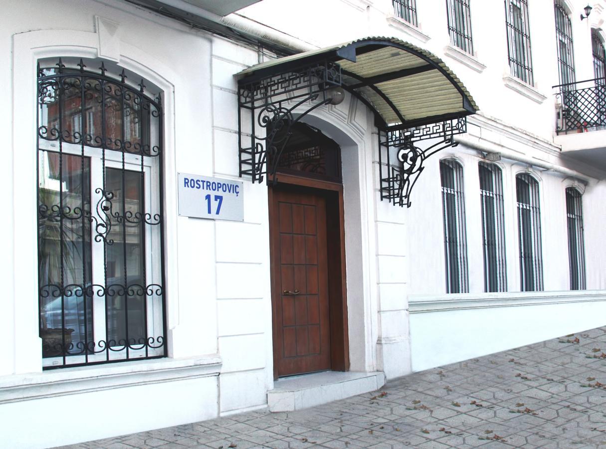 فندق سوان باكو