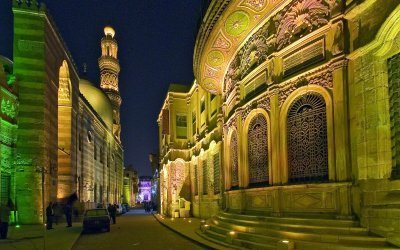 이슬람 미술관과 알 - 모에즈 카이로 거리 여행