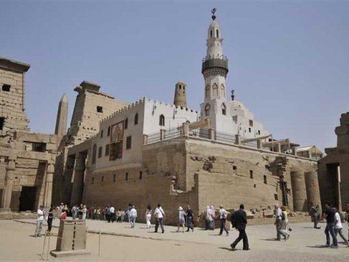 مسجد أبي الحجاج الأقصري