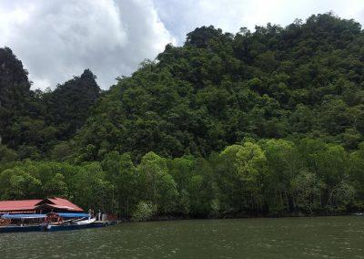 رحلة المانغروف بنتوتة سريلانكا