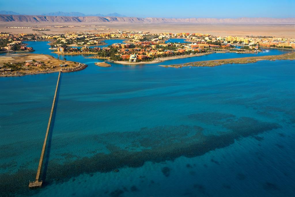 Los mejores hoteles de El Gouna en Hurghada
