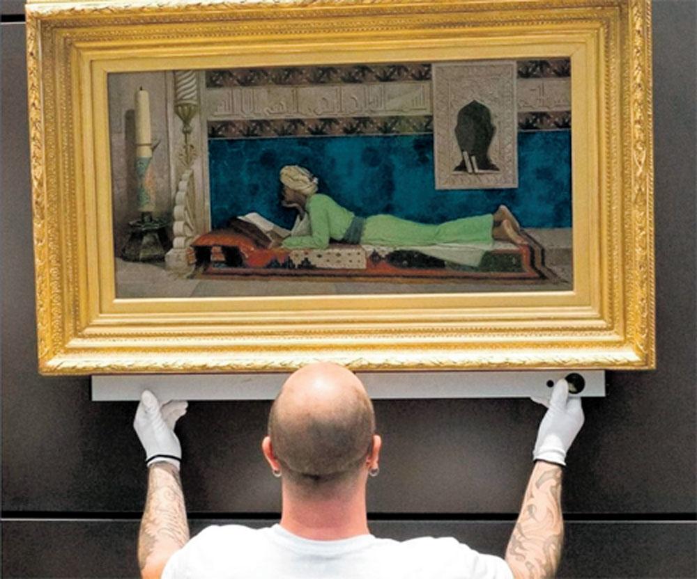 تعرف علي متحف أورانجيريه واهم المقتطفات التاريخيه والسياحية فى داخله