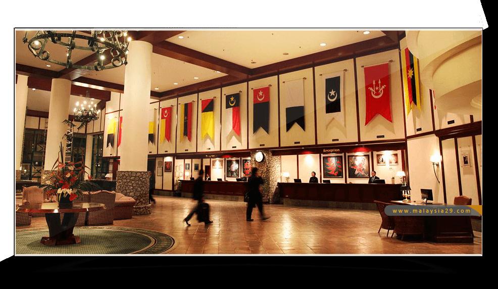 فندق كوبثورن كاميرون هايلاندز   شركة ترافل السياحة في ماليزيا