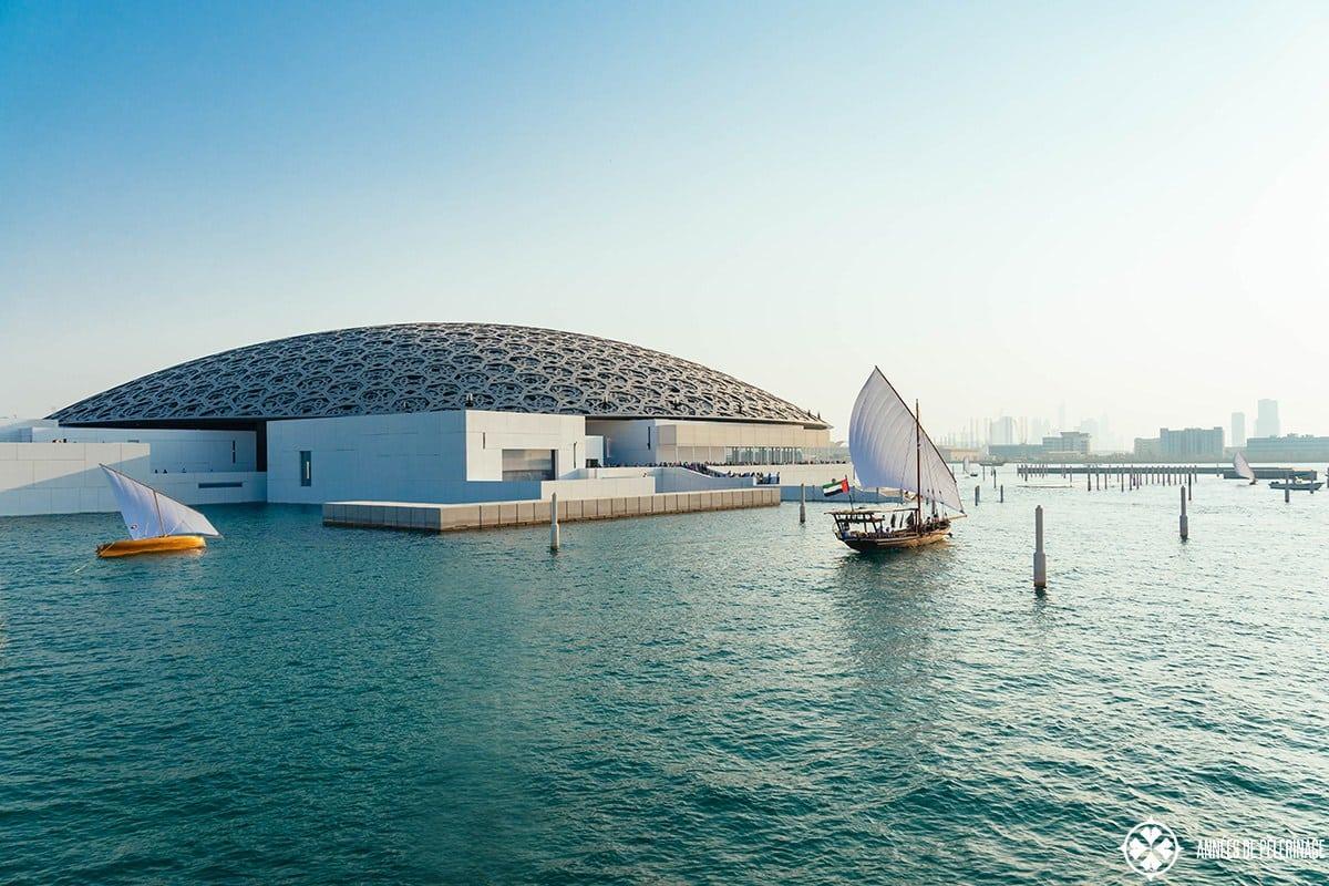 متحف اللوفر ابوظبى