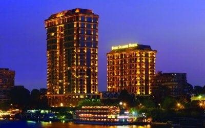 فندق فورسيزون القاهرة