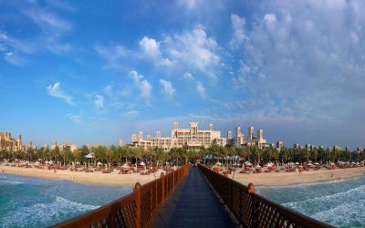 والدورف أستوريا دبي بالم جميرا