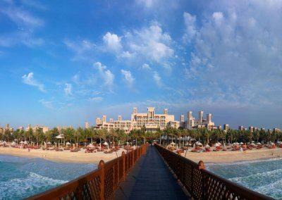 والدورف أستوريا دبي بالم جميرا Waldorf Astoria Dubai Palm Jumeirah