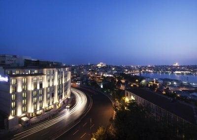 فندق راديسون بلو إسطنبول بيرا