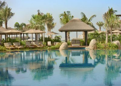 سوفيتيل بالم دبي Sofitel Dubai The Palm