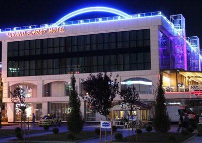 فندق جراند كورات يلوا