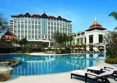 شانجريلا شيانغ ماى  Shangri La Chiang Mai