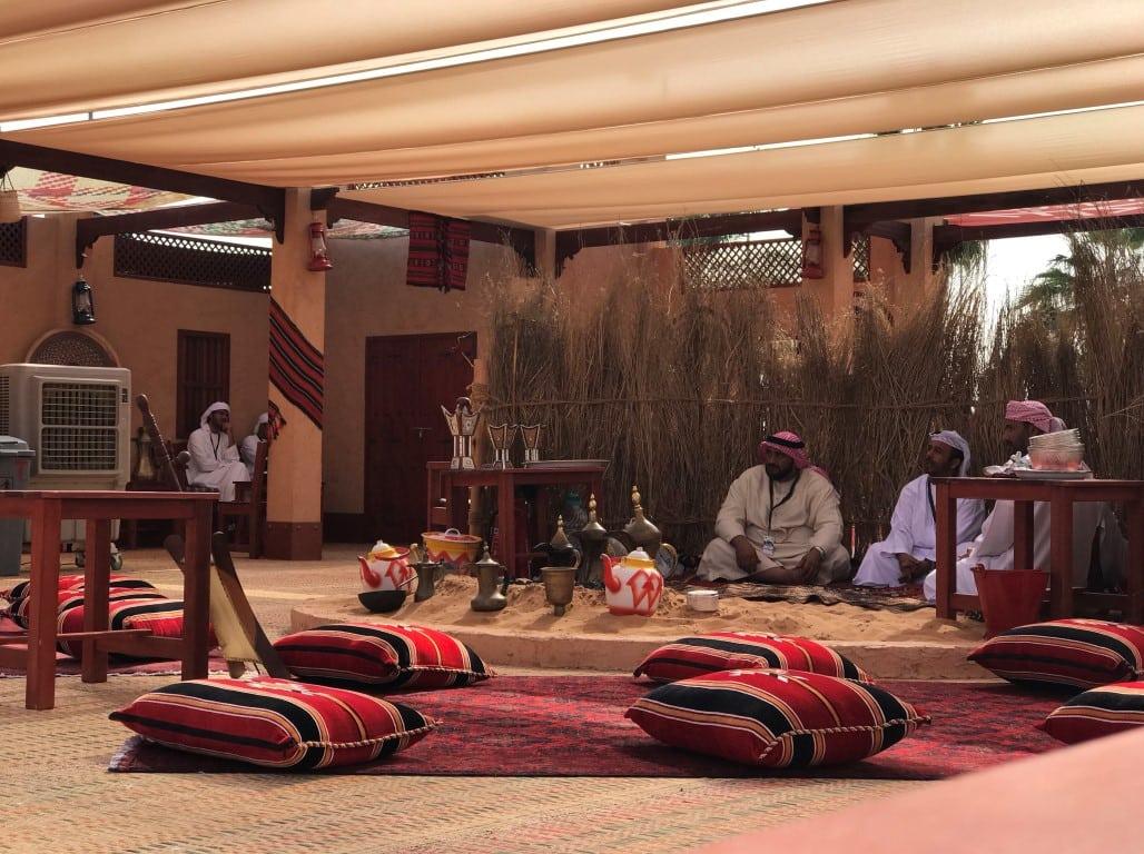 اهم الانشطة السياحية فى القرية التراثية ابوظبي الامارات | القريه التراثيه