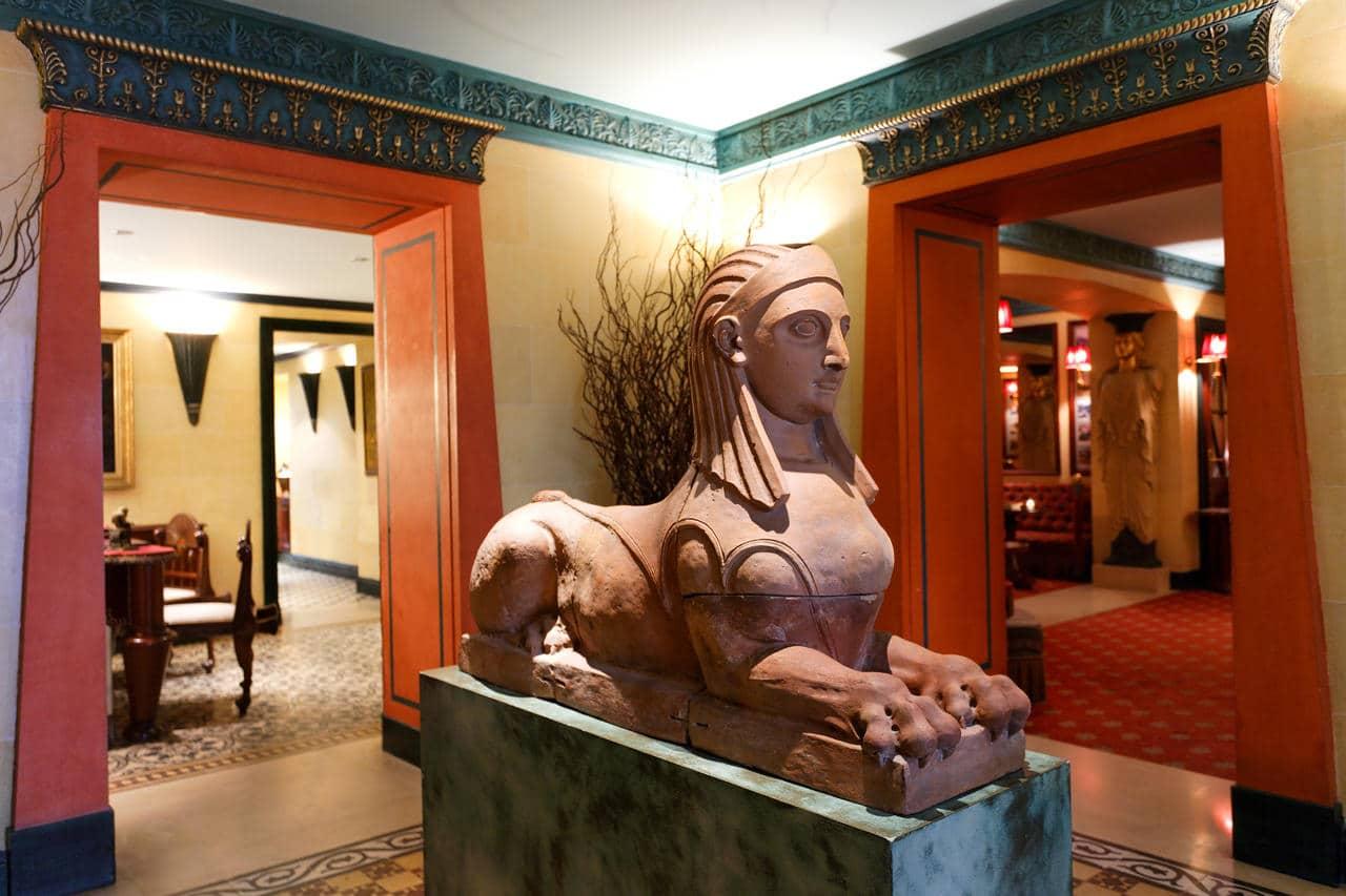 فندق البرغو بيروت