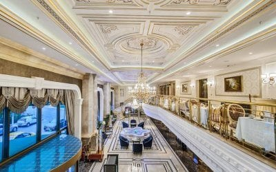 فندق إيليت وورلد بزنيس