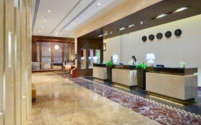 فندق كوبثورن الشارقة