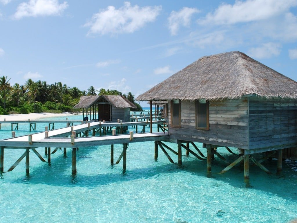 نبذه عن السياحة في جزر المالديف
