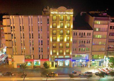 فندق إسطنبول تريند