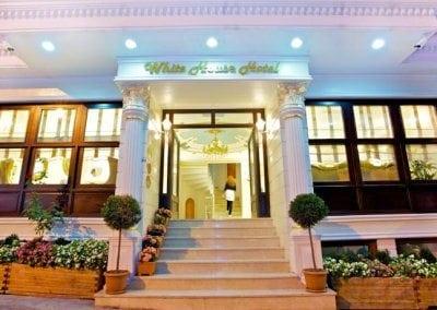 فندق وايت هاوس اسطنبول
