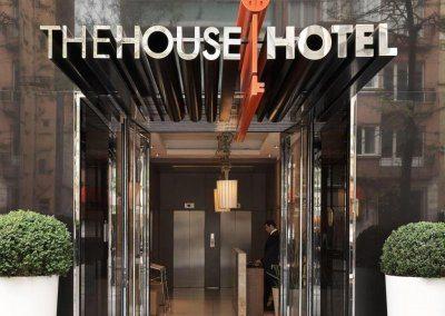 فندق ذا هاوس نيسانتاسي
