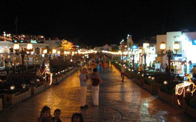 جولة في خليج نعمة بشرم الشيخ