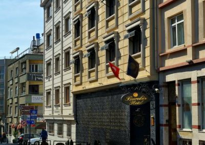 فندق بوركين اسطنبول