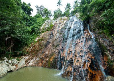 Waterfall Na Muang