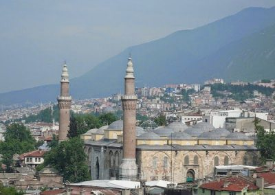 افضل 7 اماكن سياحيه فى مدينه بورصه التركيه