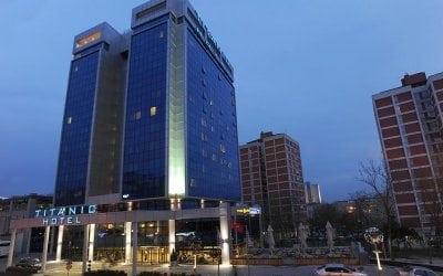 فندق تايتانيك بورت باكيركوي