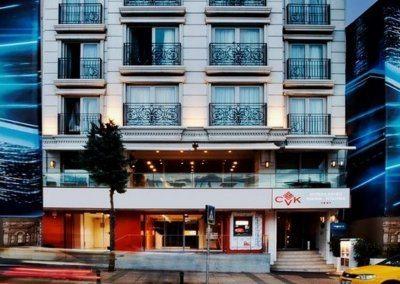 فندق سي في كيه تقسيم إسطنبول