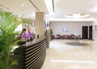 بريمير إن مطار أبوظبي الدولي Premier Inn Abu Dhabi International Airport