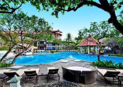 سول بيتش هاوس بالي-بينوا Sol Beach House Bali-Benoa