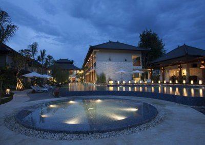 فندق جراند ويز كيلابا نوسا دو Grand Whiz Hotel Nusa Dua