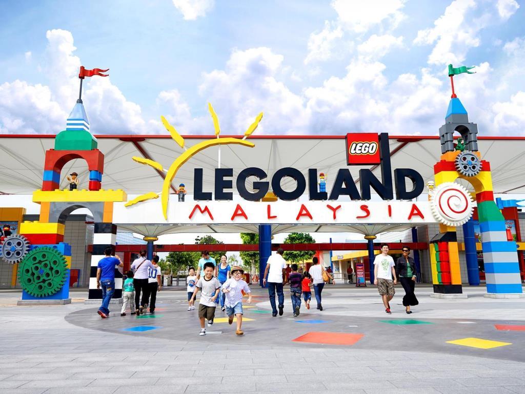 مدينة ليجو لاند الترفيهية ماليزيا