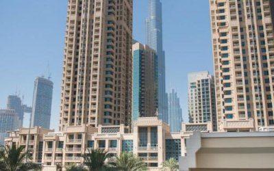 شقق دريم إن دبي كلارين داون تاون