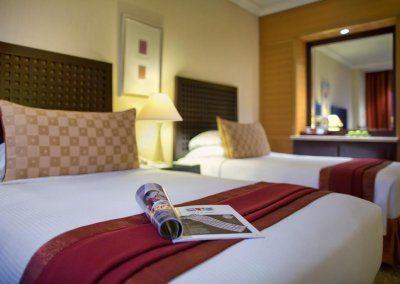 فندق شاطىء روتانا Beach Rotana Hotel