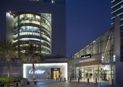 جميرا أبراج الإمارات Jumeirah Emirates Towers