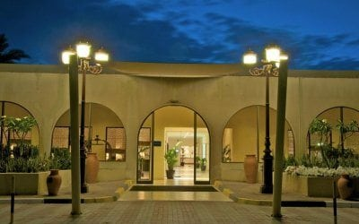 فندق شاطىء الظفرة أبو ظبي